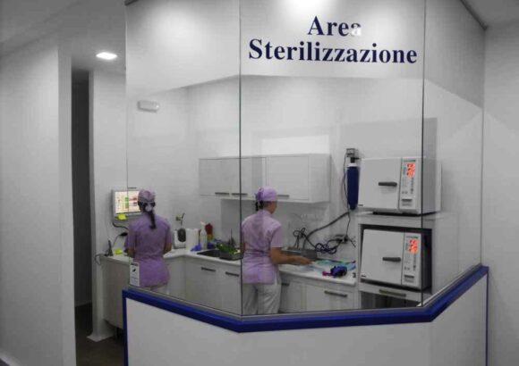 Protocolli di sterilizzazione eseguiti alla lettera